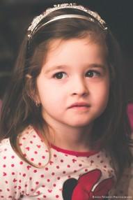 Születésnapi gyerek portré