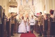 Dorina és Ádám esküvői portré - Budapest