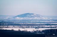 A Somló télen