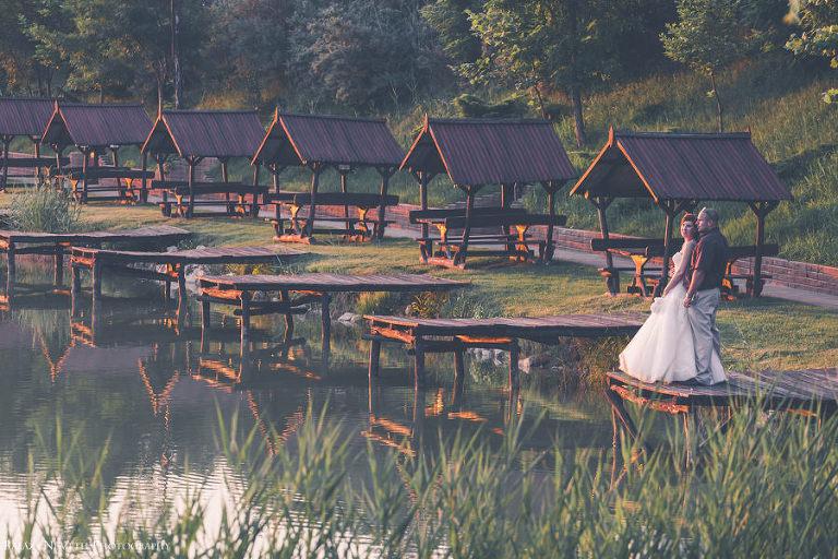 Kitti és Miki esküvője