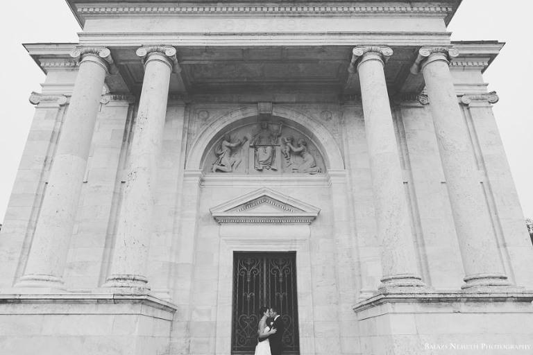 Vica és Imi esküvője