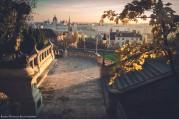 Budapest, hajnal