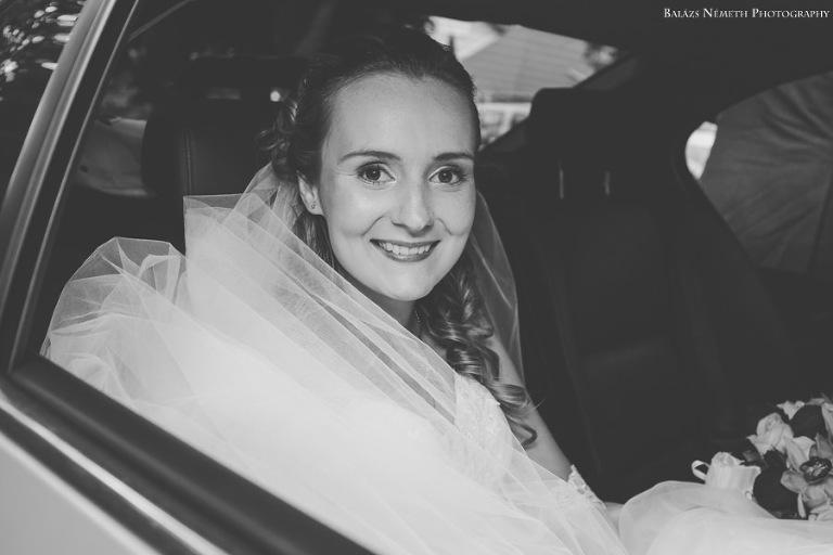 Laura és Zoli esküvője